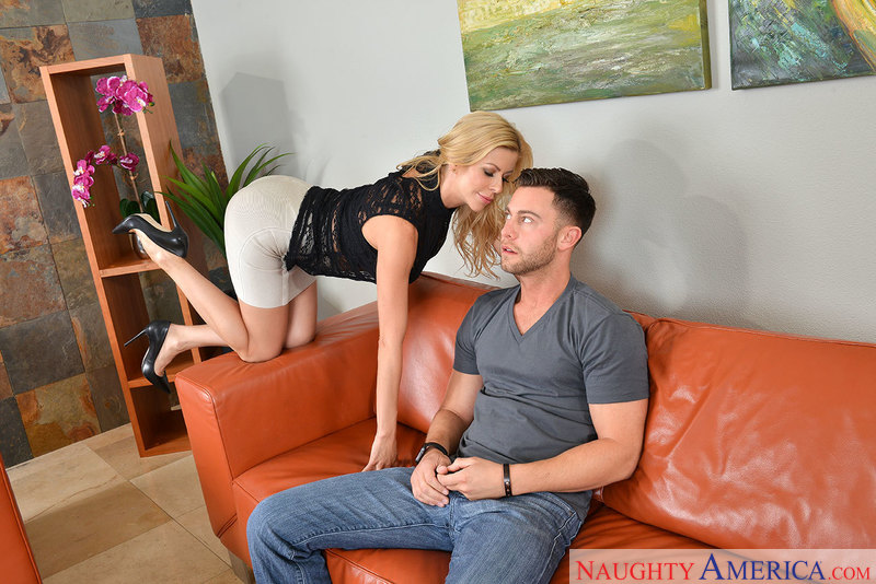 Naughtyamerica – ALEXIS FAWX & SETH GAMBLE Site: Seduced By A Cougar