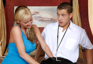 Allison Kilgore & Chris Johnson in Seduced by a Cougar - Sex Position 1