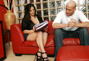 Cathy Barry & Christian in Seduced By A Cougar
