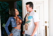 Diamond Jackson & Billy Glide in Seduced by a cougar - Sex Position 1