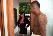 Lisa Ann & Jon Jon in Seduced by a cougar - Sex Position 1