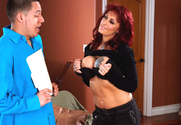 Nikki Sinn & David Loso in Seduced by a cougar - Sex Position 1