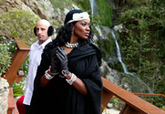 Nyomi Banxxx & Barry Scott in Seduced By A Cougar story pic
