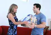 Shayla LaVeaux & Mikey Butders in Seduced By A Cougar