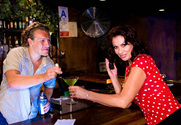 Vanessa Videl & Jerry in Seduced By A Cougar story pic