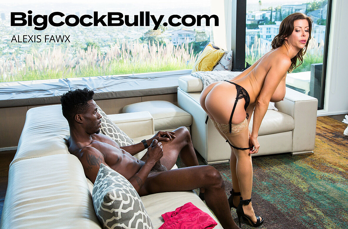 Watch Alexis Fawx 4K video in Big Cock Bully