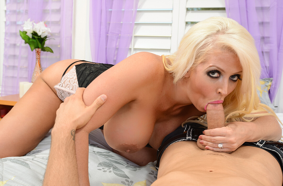 Watch Alura 'TNT' Jenson and Trent Forrest 4K video in Housewife 1 on 1