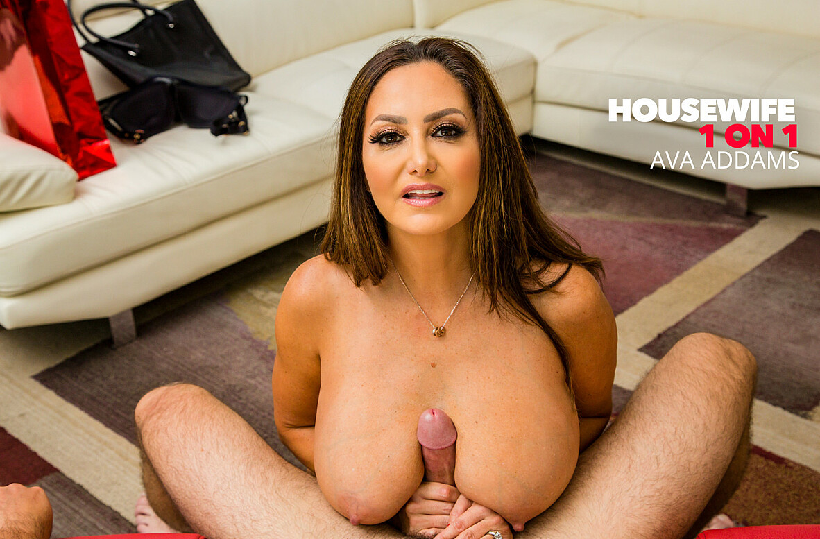 Watch Ava Addams and Charles Dera 4K Ass smacking video in Housewife 1 on 1