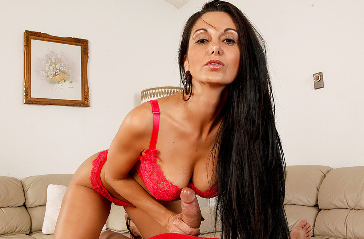 Watch Ava Addams and Will Powers video in Housewife 1 on 1