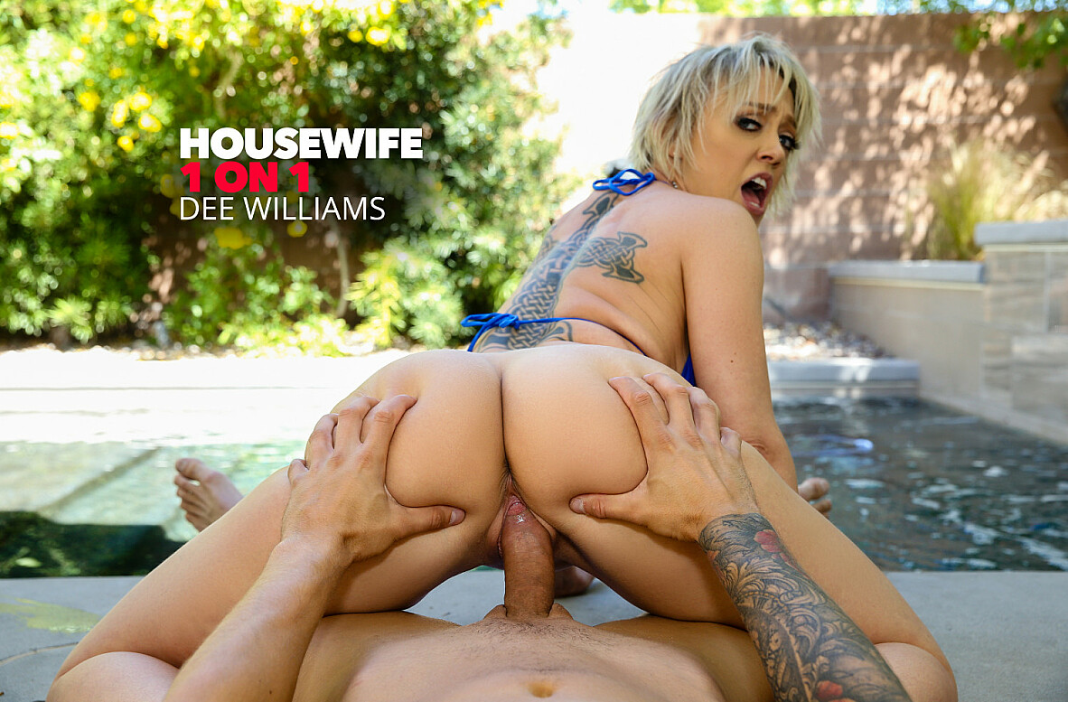 Watch Dee Williams and Quinton James 4K video in Housewife 1 on 1