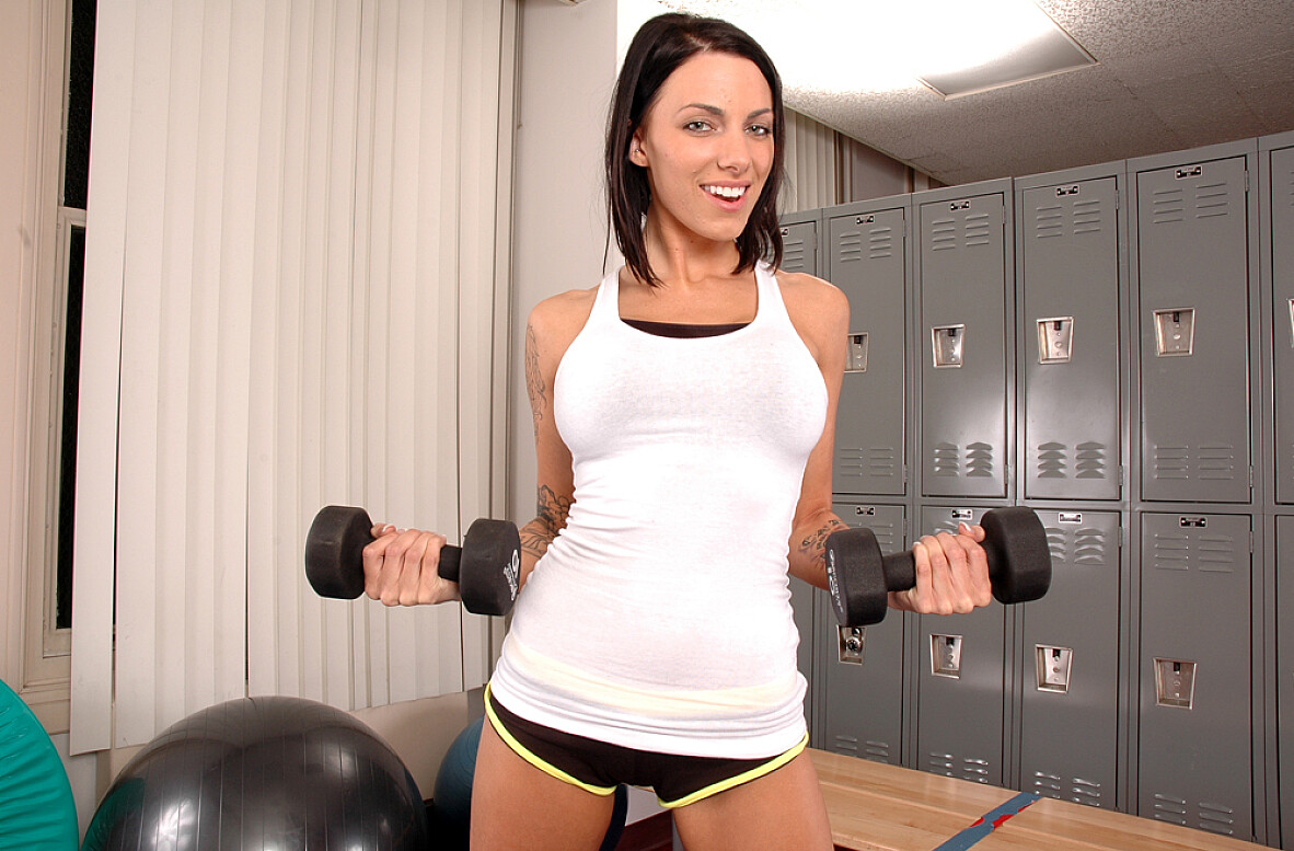 Watch Juelz Ventura video in Live Gym Cam