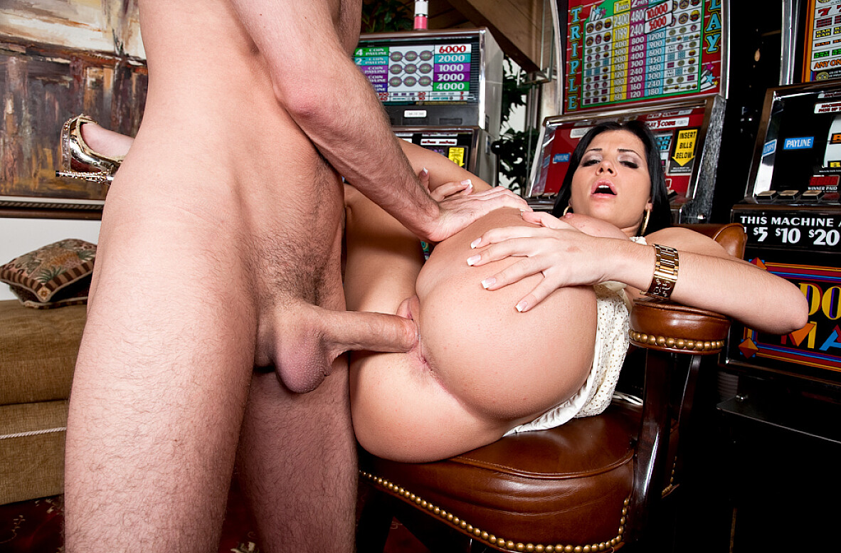 Watch Rebeca Linares and James Deen video in My Dad's Hot Girlfriend