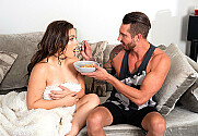 Kimber Woods & Quintin James in My Friend's Hot Girl