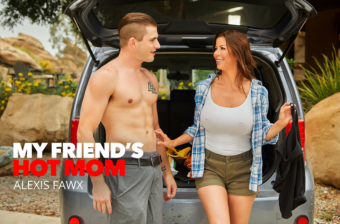 Watch Alexis Fawx and Nathan Bronson video in My Friend's Hot Mom