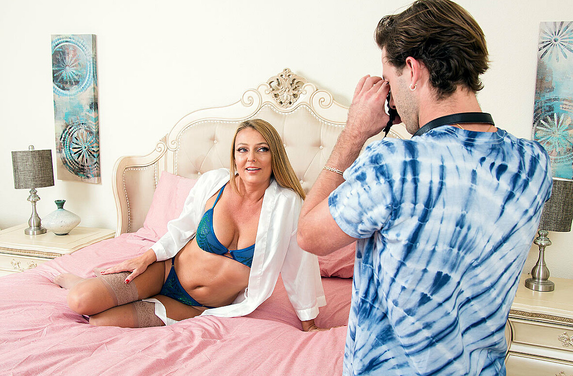 Watch Brenda James and Lucas Frost 4K video in My Friend's Hot Mom