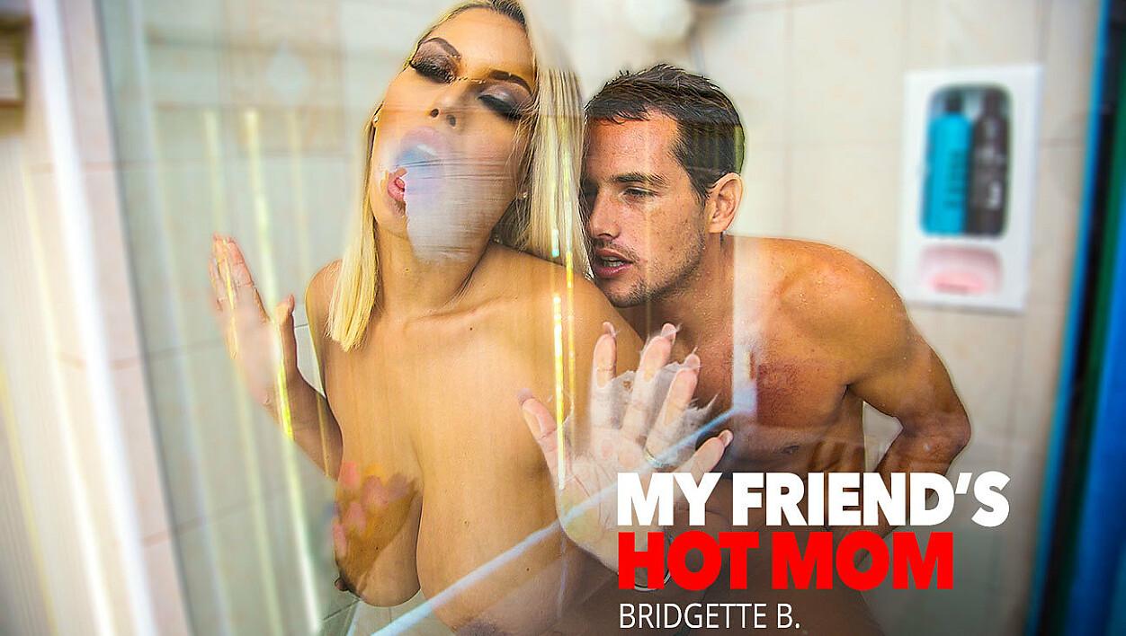 Bridgette B. Loves To Fuck Her Sons Friends