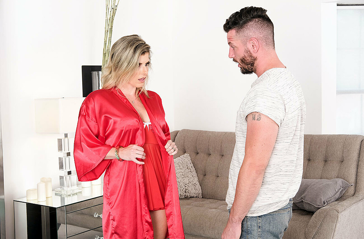 Watch Cory Chase and Mike Mancini 4K video in My Friend's Hot Mom
