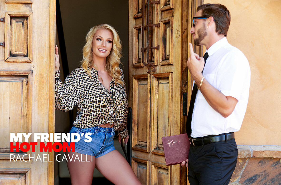 Watch Rachael Cavalli and Lucas Frost 4K video in My Friend's Hot Mom