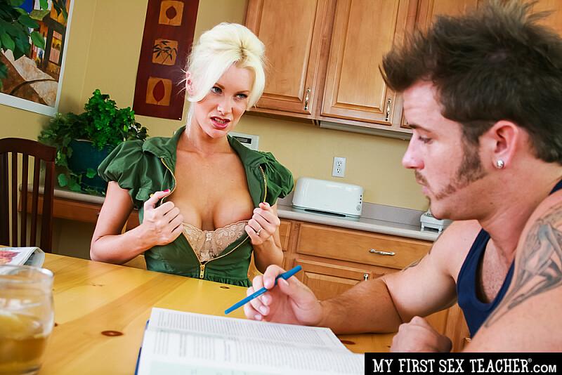 Something first teacher brandi sex edwards my will not
