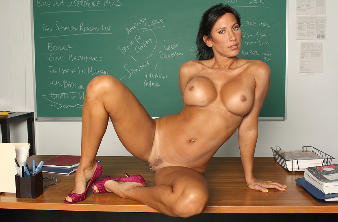Watch Lezley Zen and Seth Gamble video in My First Sex Teacher
