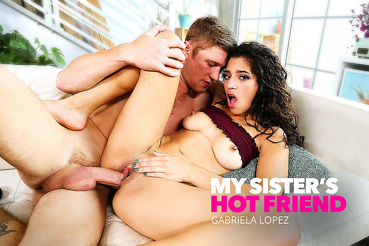 Gabriela Lopez Sucks Good Dick