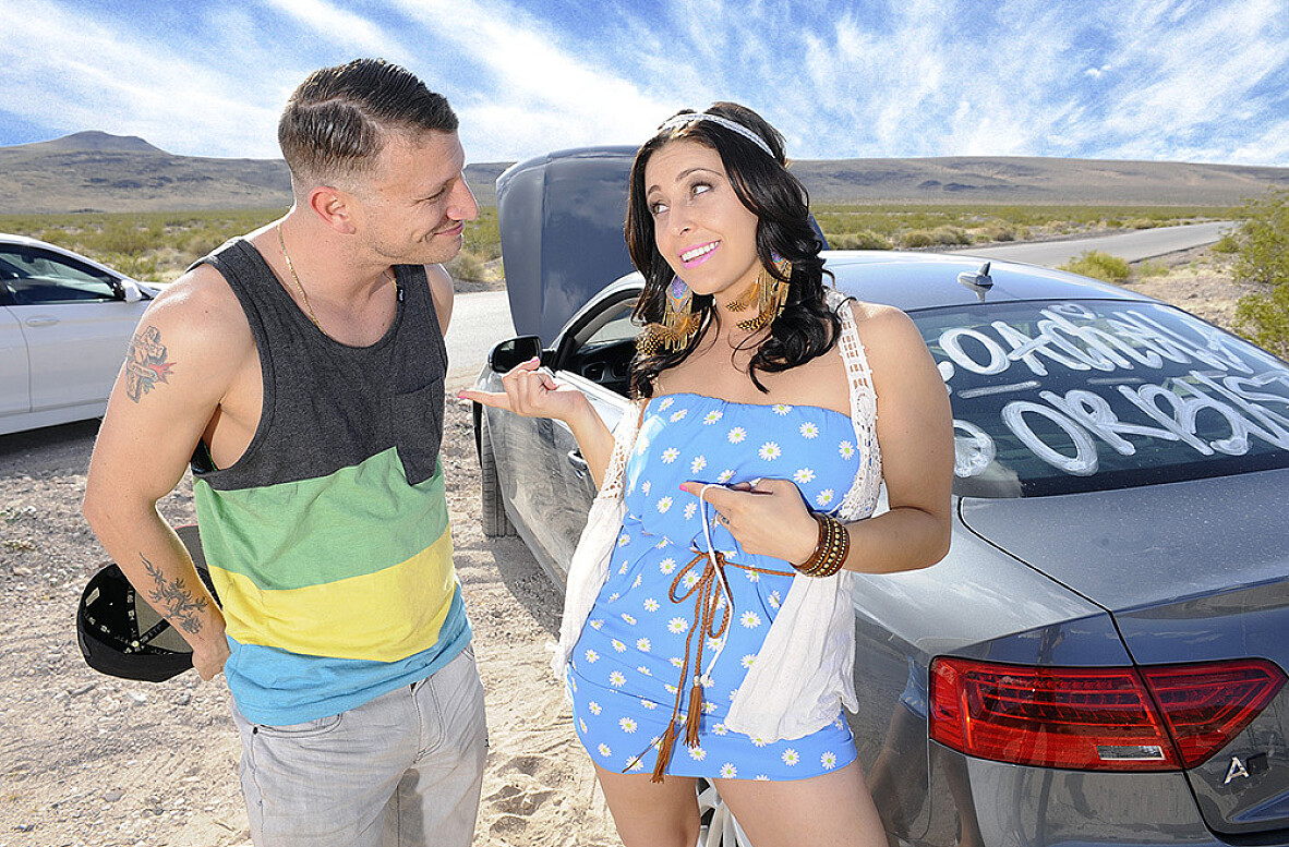 Watch Gracie Glam and Mr. Pete 4K video in My Sister's Hot Friend