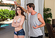 Joseline Kelly & Lucas Frost in My Sister's Hot Friend