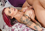 Anna Bell Peaks & Johnny Castle in My Wife's Hot Friend