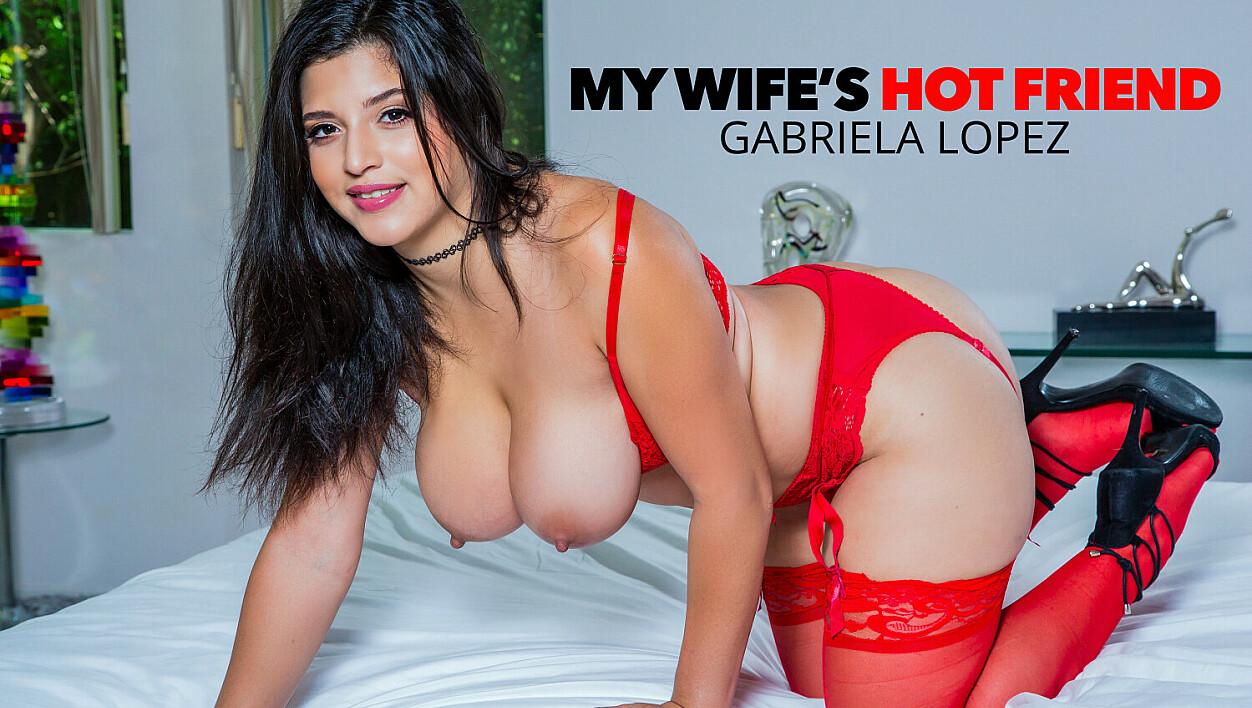 Gabriela Lopez compensates her friend's husband