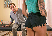 Juelz Ventura & Tyler Nixon in My Wife's Hot Friend