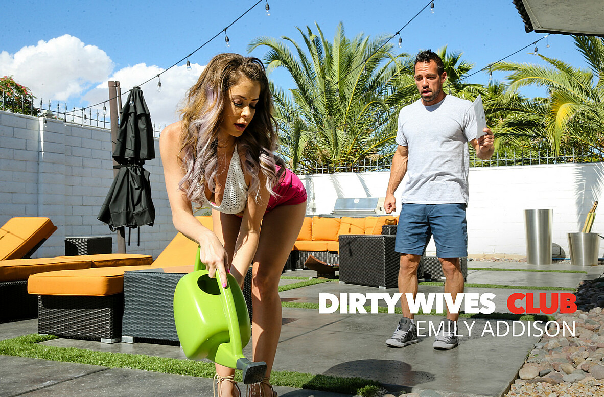 Watch Emily Addison and Johnny Castle 4K video in Dirty Wives Club