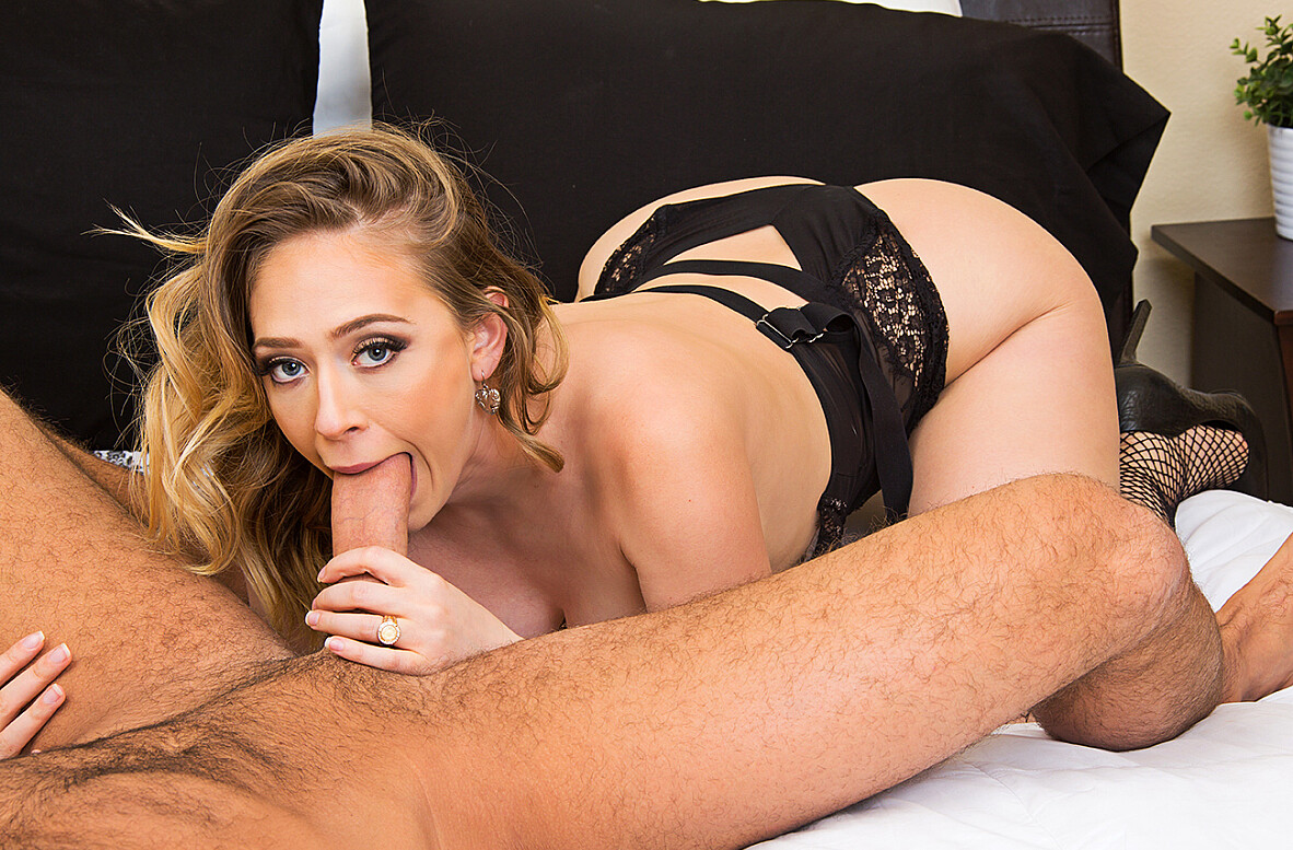 Kagney Linn Karter xxx video