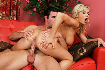 Bree Olson gets fucked by a peeping tom - Sex Position 3