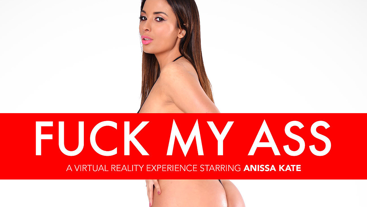 Anissa Kate fucking in the couch with her brown eyes vr porn