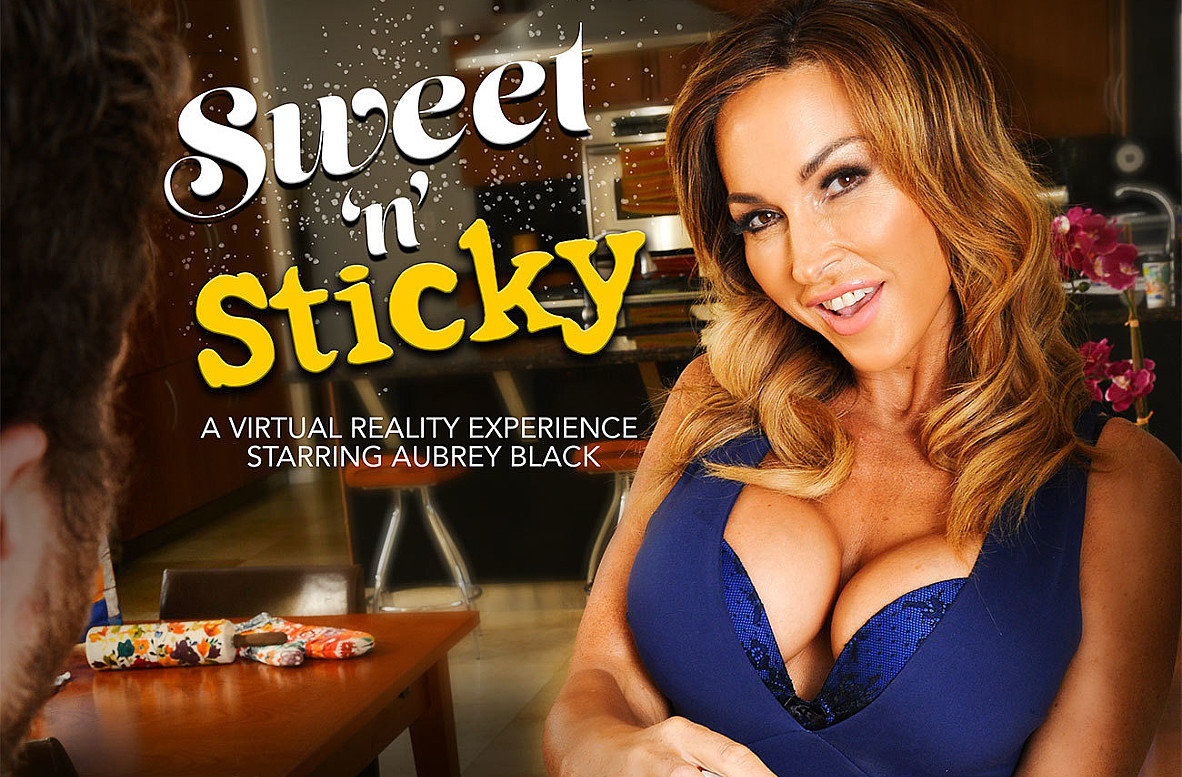 Watch Aubrey Black and Dylan Snow VR video in Naughty America