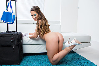 Cassidy Klein fucking in the floor with her small tits - Sex Position 3