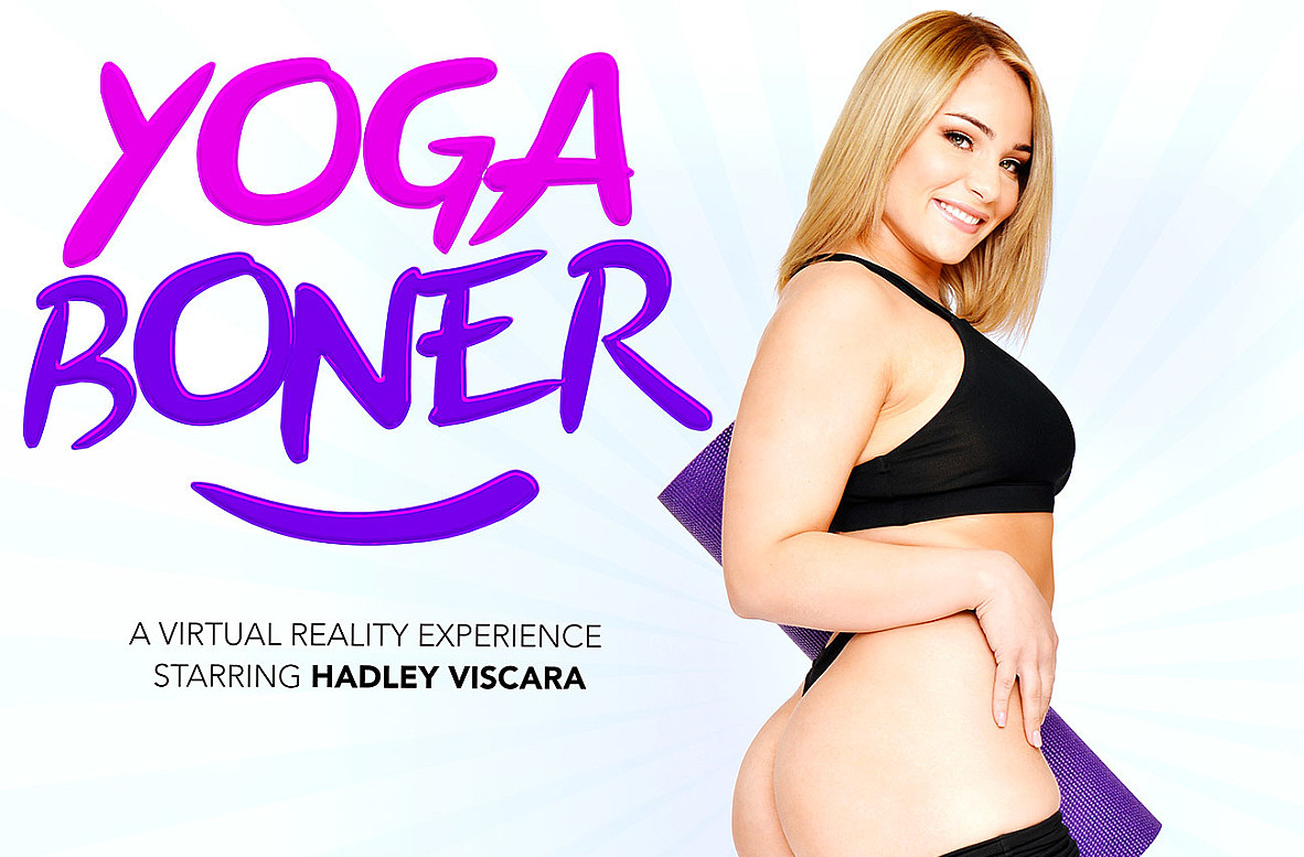 Watch Hadley Viscara and Preston Parker VR video in Naughty America