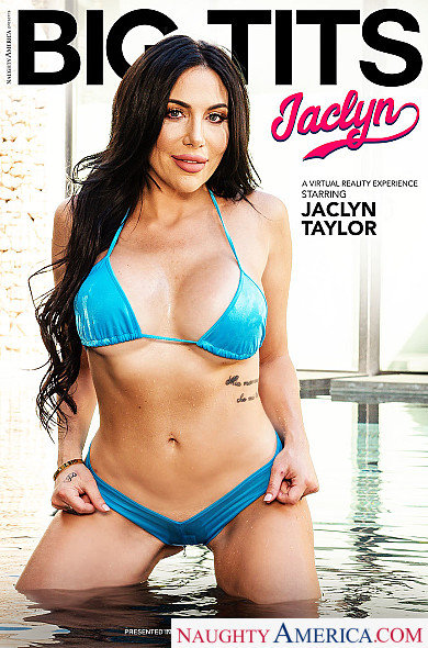 Watch Jaclyn Taylor enjoy some American and Athletic Body!