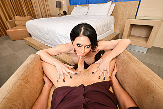 Jessica Jaymes fucking in the bed with her tits vr porn - Sex Position 2