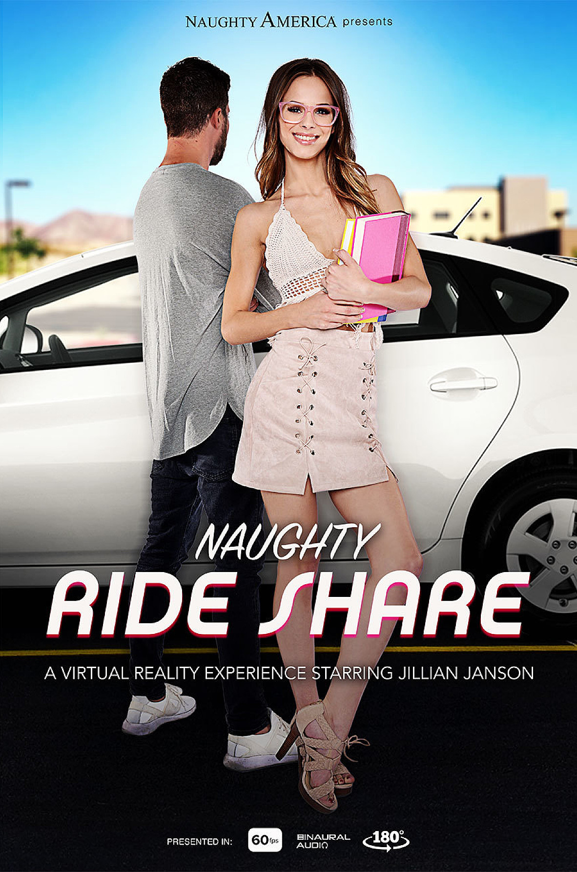 Watch Jillian Janson and Dylan Snow VR video in Naughty America