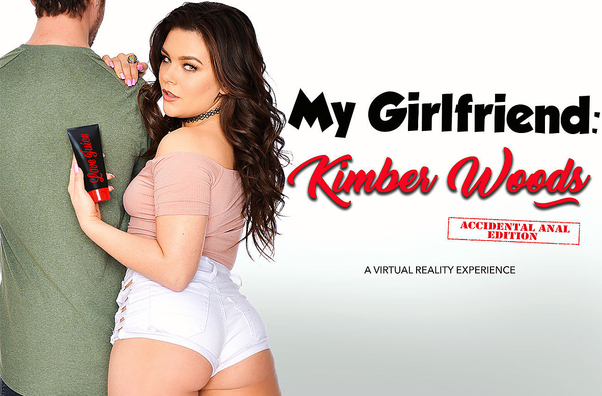 Watch Kimber Woods and Dylan Snow VR video in Naughty America