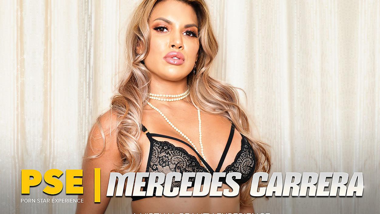 Latina Lusting Big Black Cock: VR Porn with Mercedes Carrera