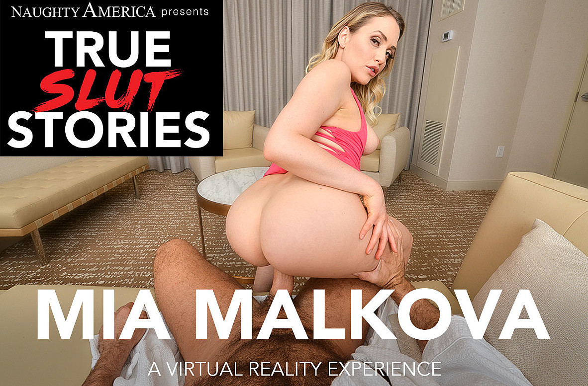 Watch Mia Malkova and Chad White VR 69 video in Naughty America