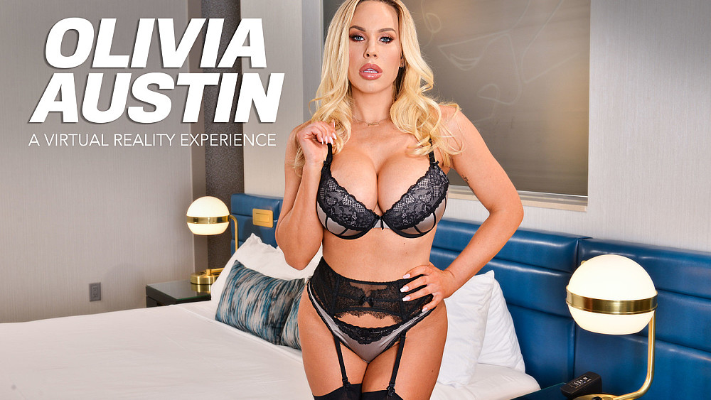 Click here to play Olivia Austin Fucks you in VR!!! VR porn