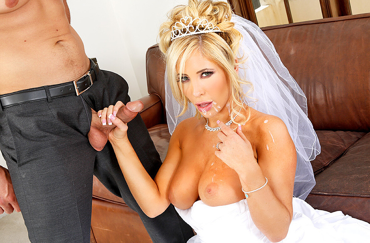 Watch Tasha Reign and Ryan Driller 4K video in Naughty Weddings