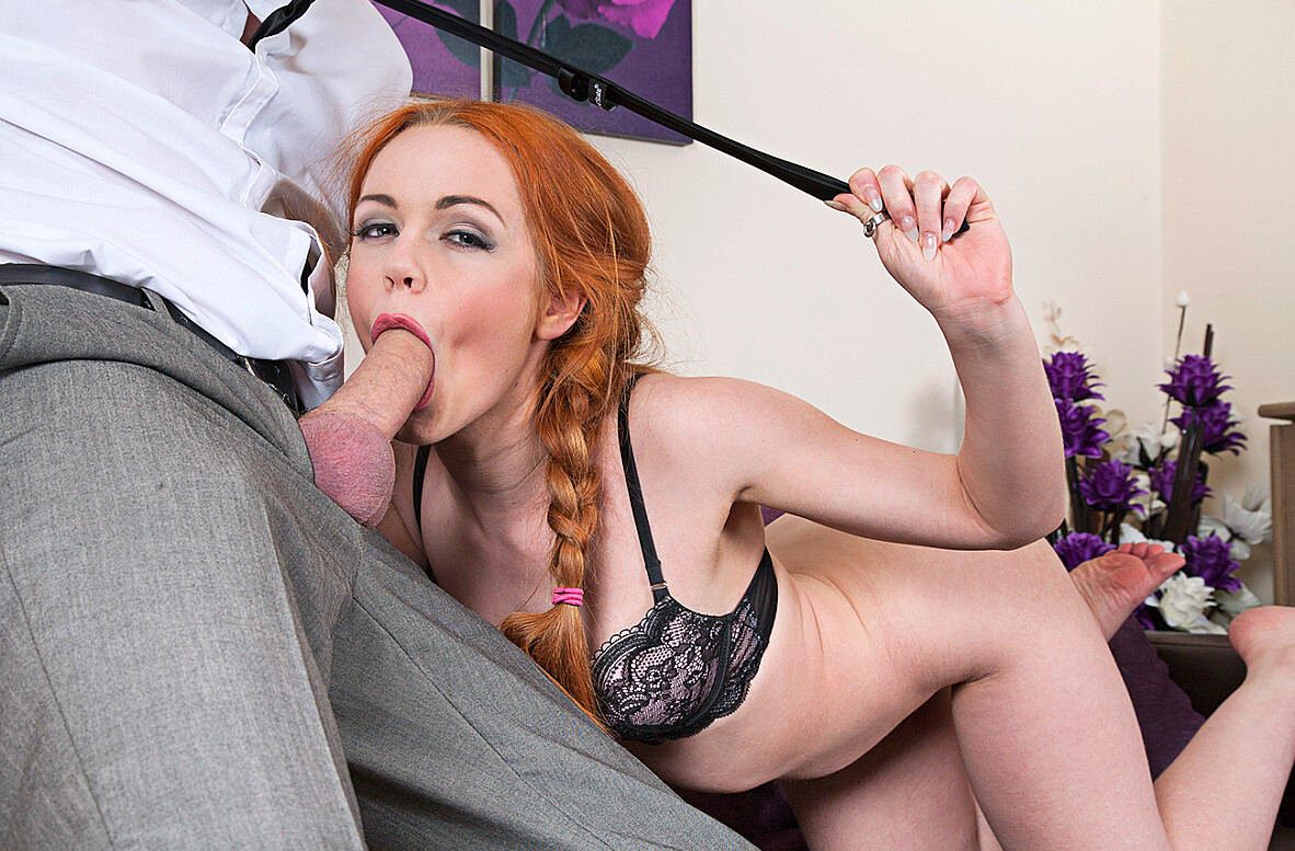 Watch Ella Hughes and Pascal White 4K video in Naughty Bookworms