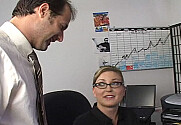 Avy Scott in Naughty Office