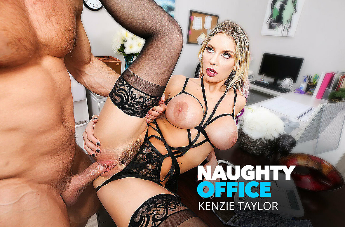 Watch Kenzie Taylor and Johnny Castle 4K American video in Naughty Office
