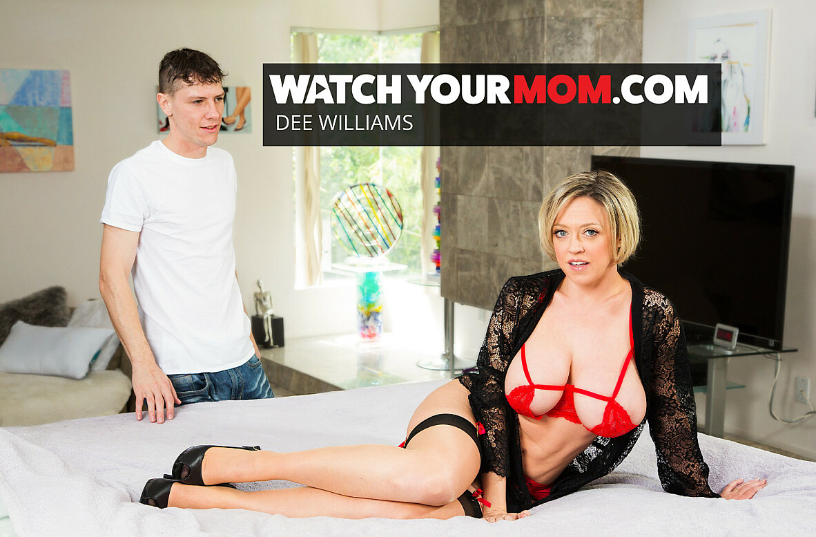Watch Dee Williams and Rion King 4K video in Watch Your Mom