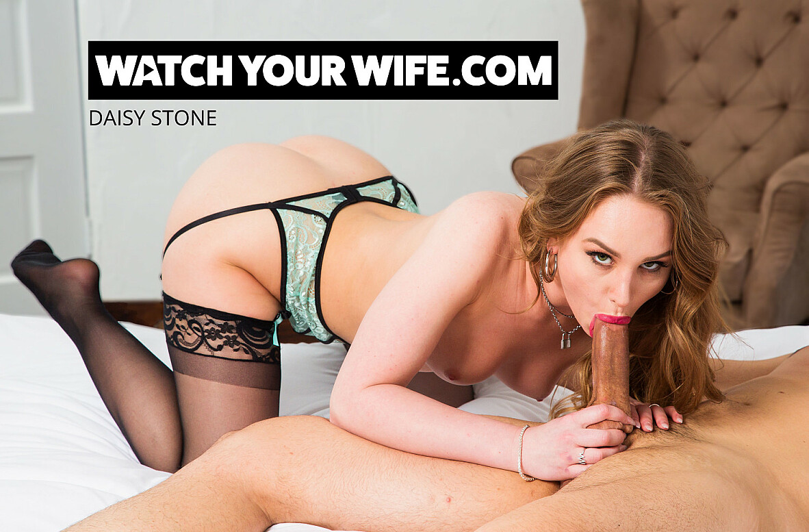 Watch Daisy Stone and Ryan Driller 4K video in Watch Your Wife